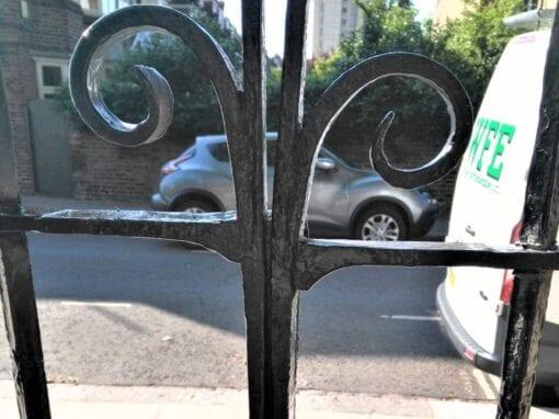 Repair of Entrance Gate, Chelsea Pre-Prep, London SW10