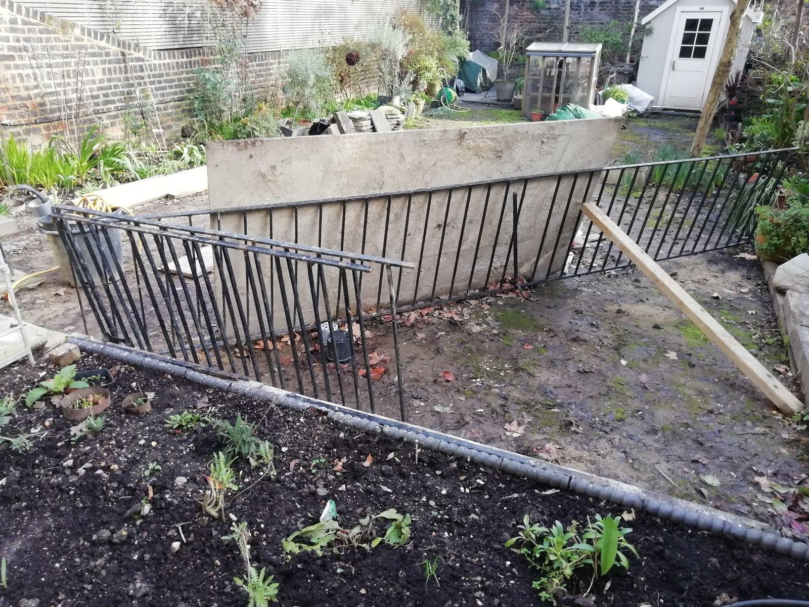 Restoration and Relocation of Balustrade, Islington, London N1 6