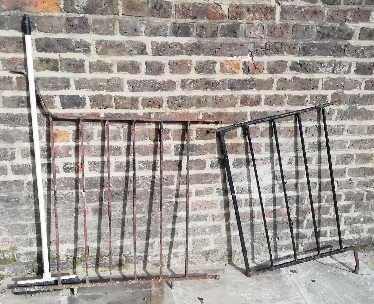 Restoration and Relocation of Balustrade, Islington, London N1 7