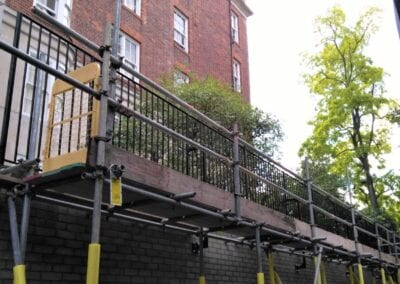 Railings, Notting Hill, London W11