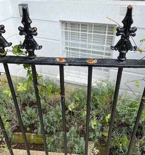 Railing Repairs, Kentish Town, London NW5 2