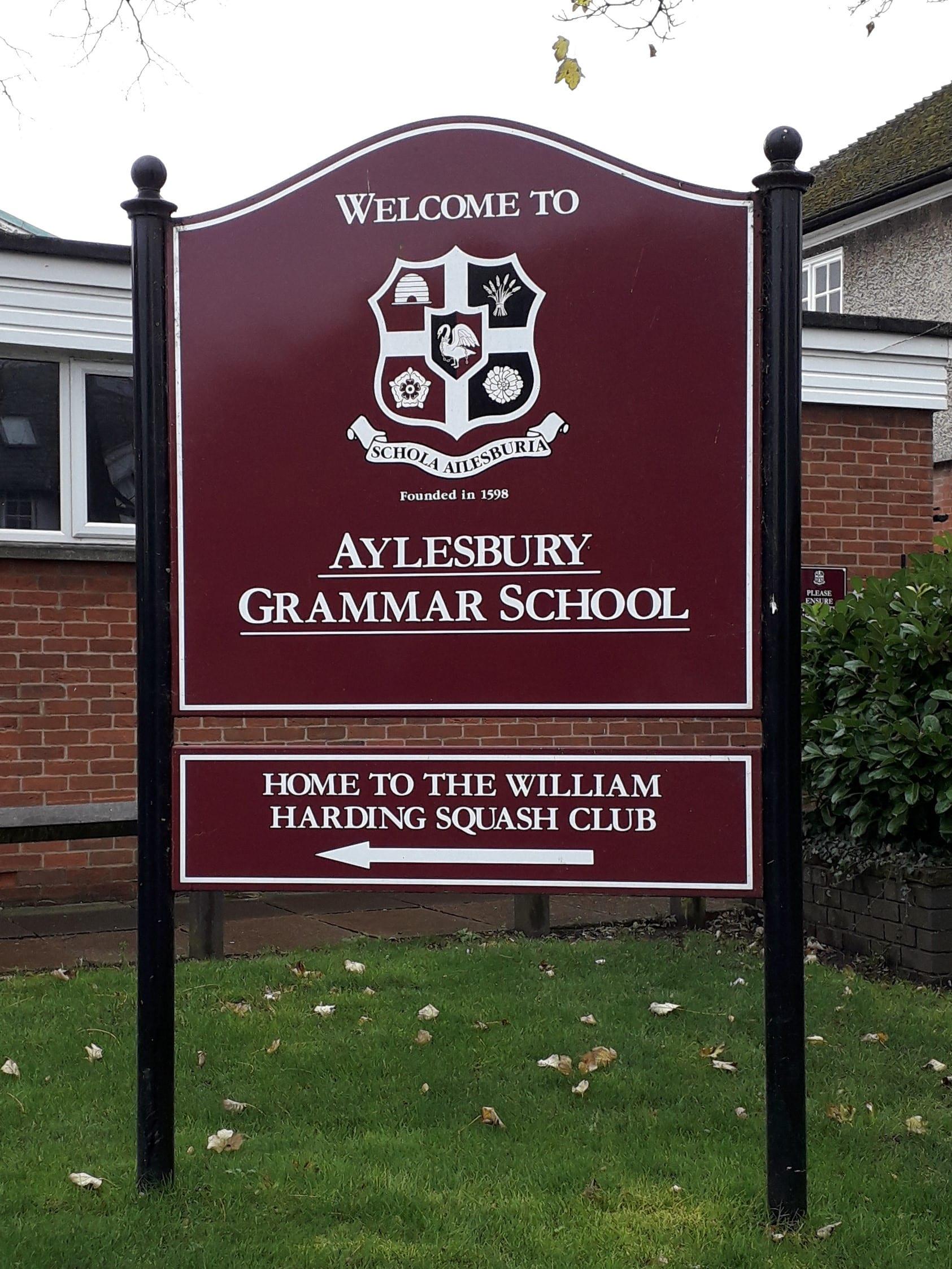 Inspection of 2 Fire Escapes, Aylesbury Grammar School, Aylesbury, Buckinghamshire 1