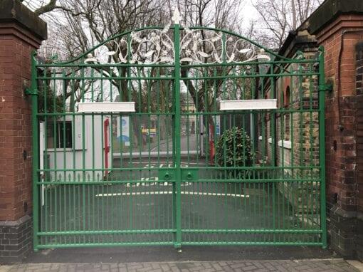 Gate Redecoration, London E15