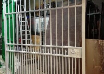 Gate Redecoration, London E15 6