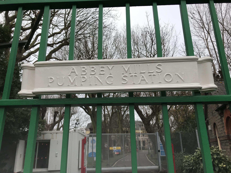 Gate Redecoration, London E15 9