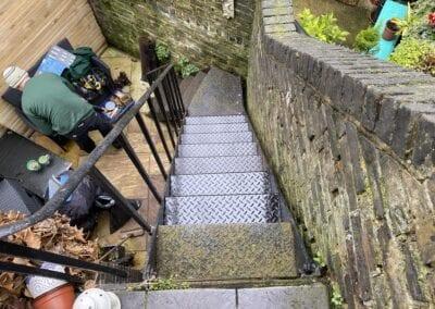 Staircase Repairs, Battersea, London SW88 2
