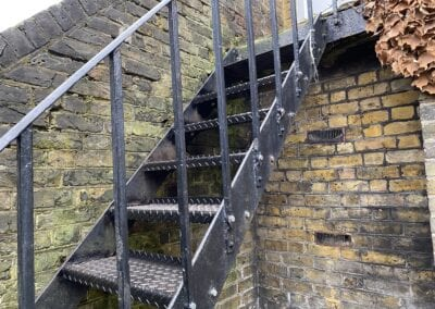 Staircase Repairs, Battersea, London SW88 3