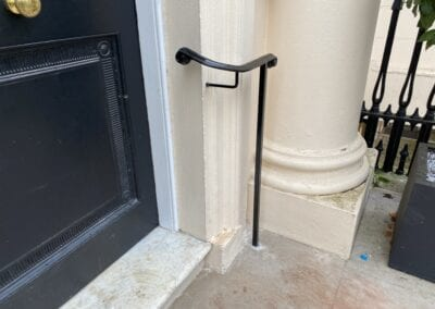 New Entrance Handrails for The Royal Academy of Engineering, London SW1 6