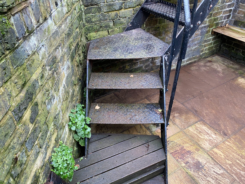 Staircase Repairs, Battersea, London SW88 1