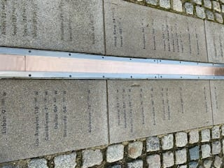 THE MERIDIAN LINE IS NOW LONGER