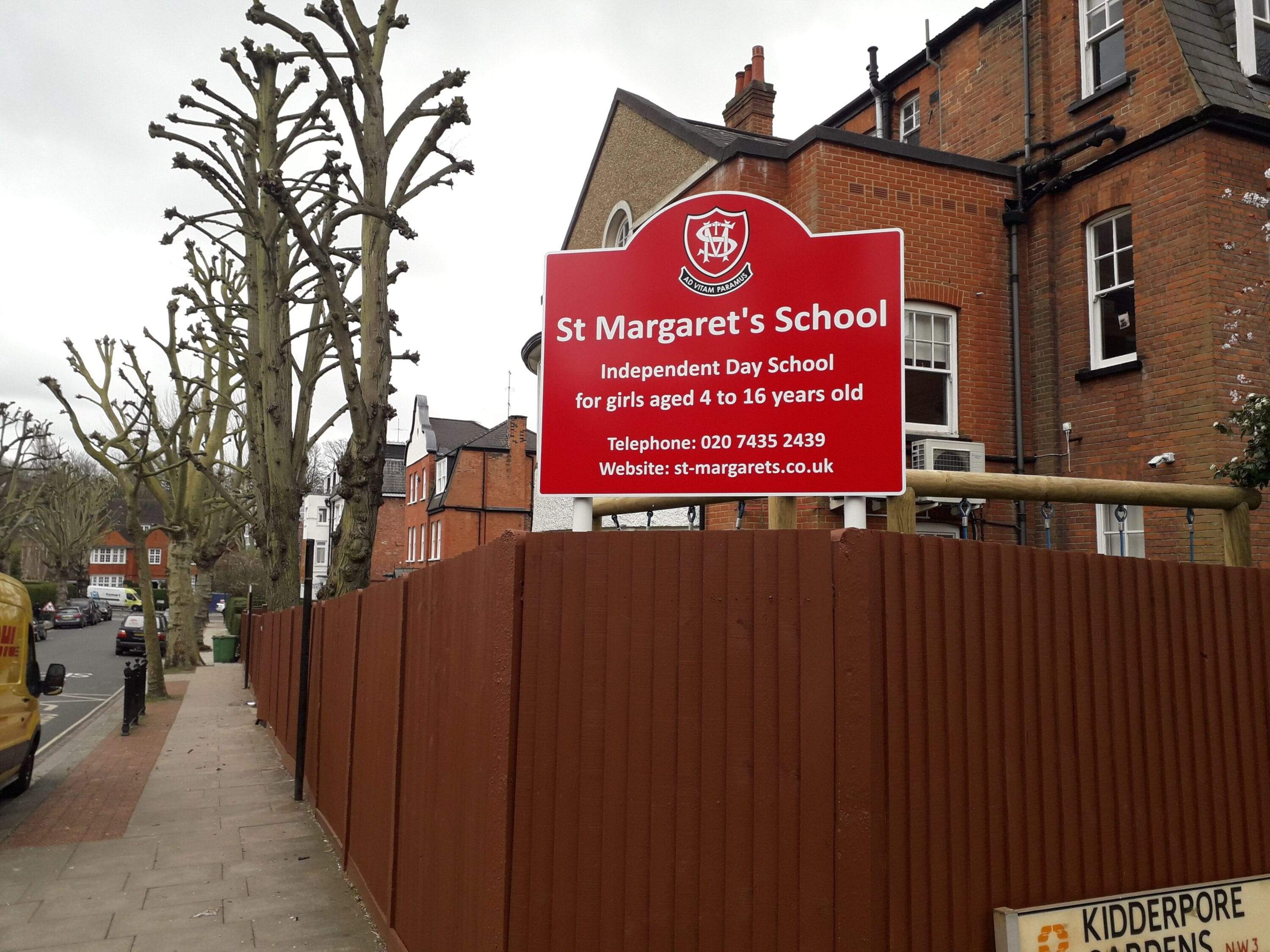 Staircase Inspection, St. Margaret's Primary School, Hampstead, London NW3 1