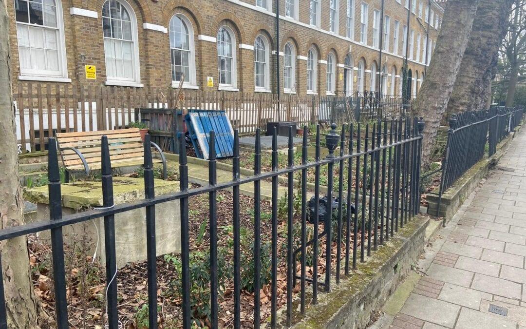 Railing & Gate Repairs, London SE5