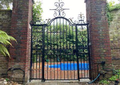 Gate Refurbishment, Ham, TW10
