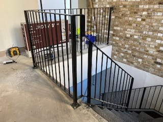 New Gym Staircase, Tower Bridge, London SE1 3