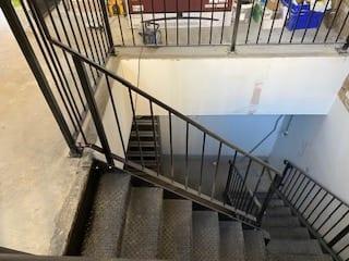 New Gym Staircase, Tower Bridge, London SE1 4