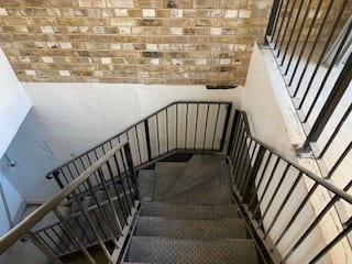 New Gym Staircase, Tower Bridge, London SE1 2
