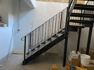 New Gym Staircase, Tower Bridge, London SE1 5