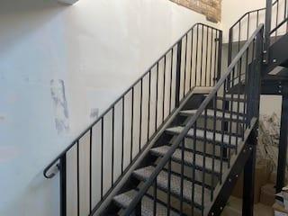 New Gym Staircase, Tower Bridge, London SE1 6