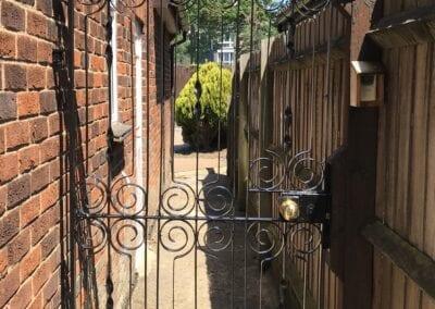 Gate Transformation, Buckhurst Hill, Essex