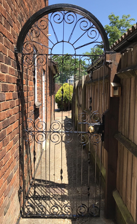 Gate Transformation, Buckhurst Hill, Essex 1