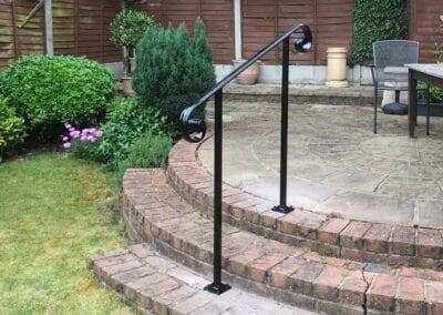 New Garden Handrails, Loughton, Essex 3