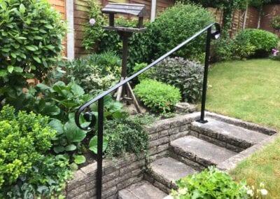 New Garden Handrails, Loughton, Essex 2