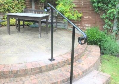New Garden Handrails, Loughton, Essex 4