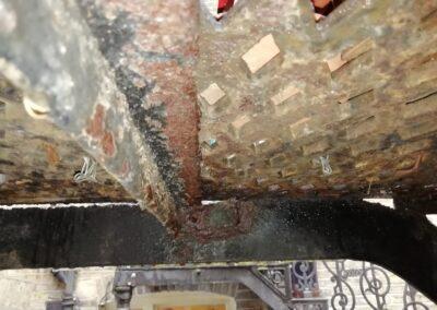 Repair of Edwardian Staircase, Dalston, London E8 6