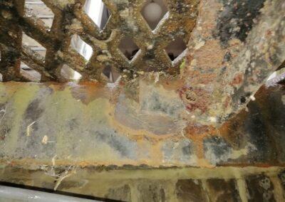 Repair of Edwardian Staircase, Dalston, London E8 5