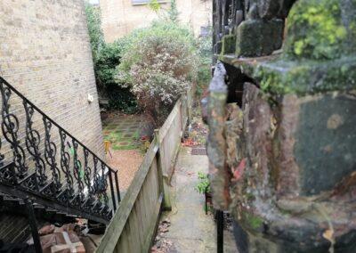 Repair of Edwardian Staircase, Dalston, London E8 4