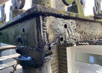 Repair of Edwardian Staircase, Dalston, London E8 3