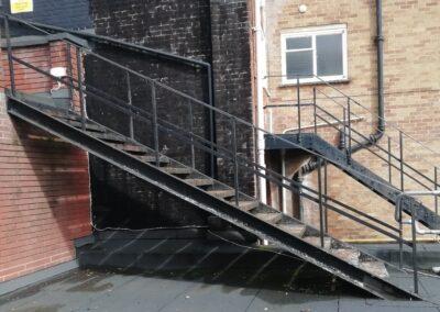 Staircase Inspection, Dereham, Norfolk