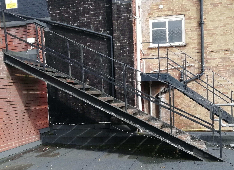 Staircase Inspection, Dereham, Norfolk 1