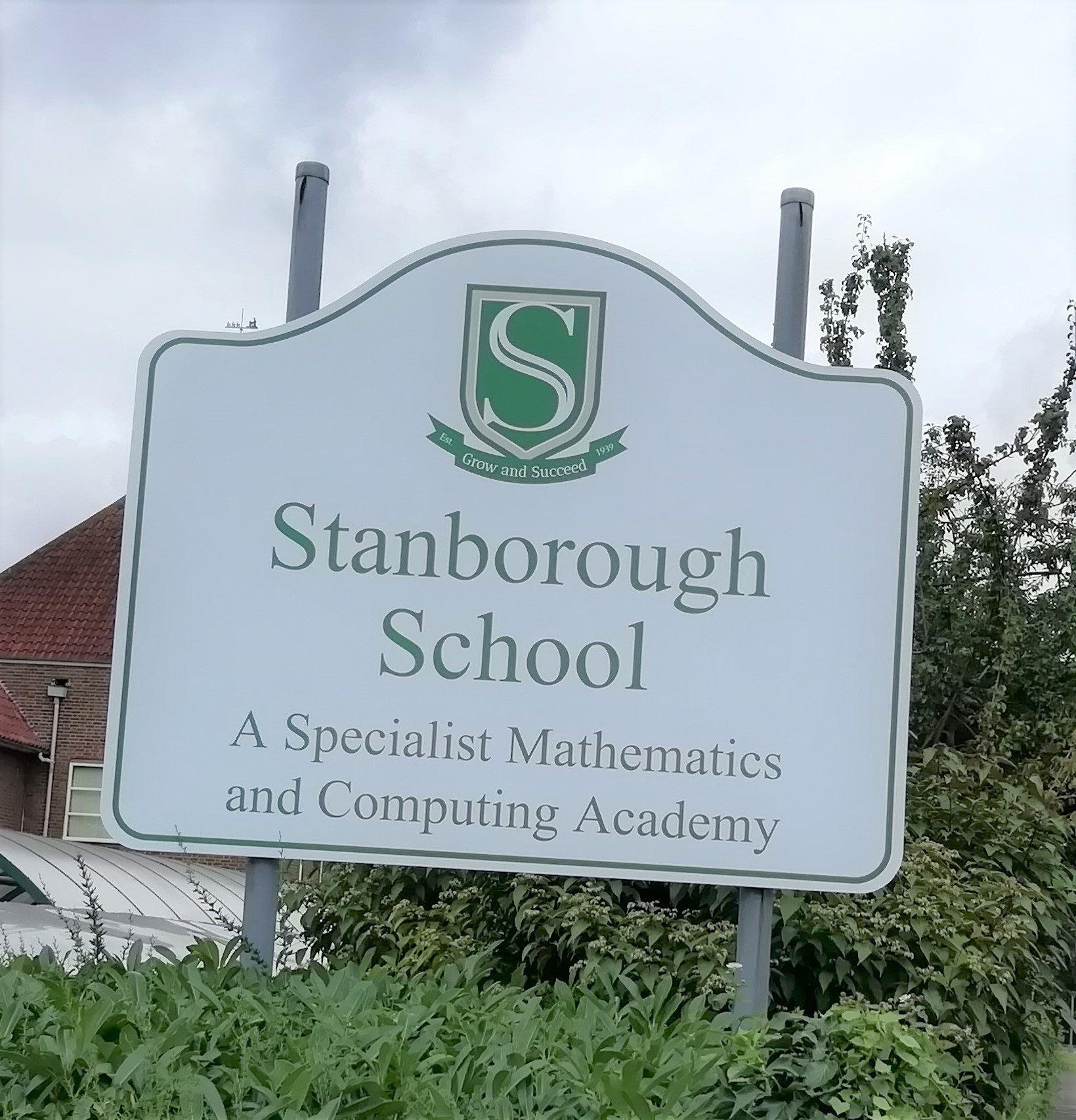 Inspection of 2 Staircases, Stanborough School, Hemel Hempstead, Hertfordshire 1
