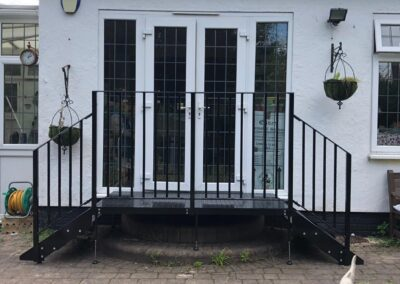 Garden Steps, Chingford