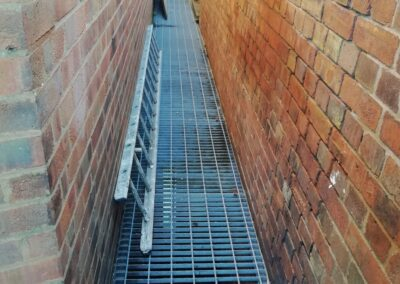 Walkway Survey, London E14