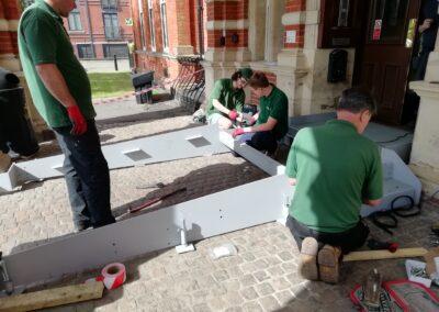 Ramp for Residential Development, Norwich 4