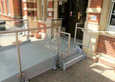 Ramp for Residential Development, Norwich 2