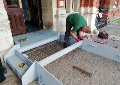 Ramp for Residential Development, Norwich 3
